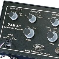 Amplifiers, Electrometers