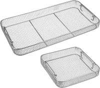 Crimped Wire Mesh Trays