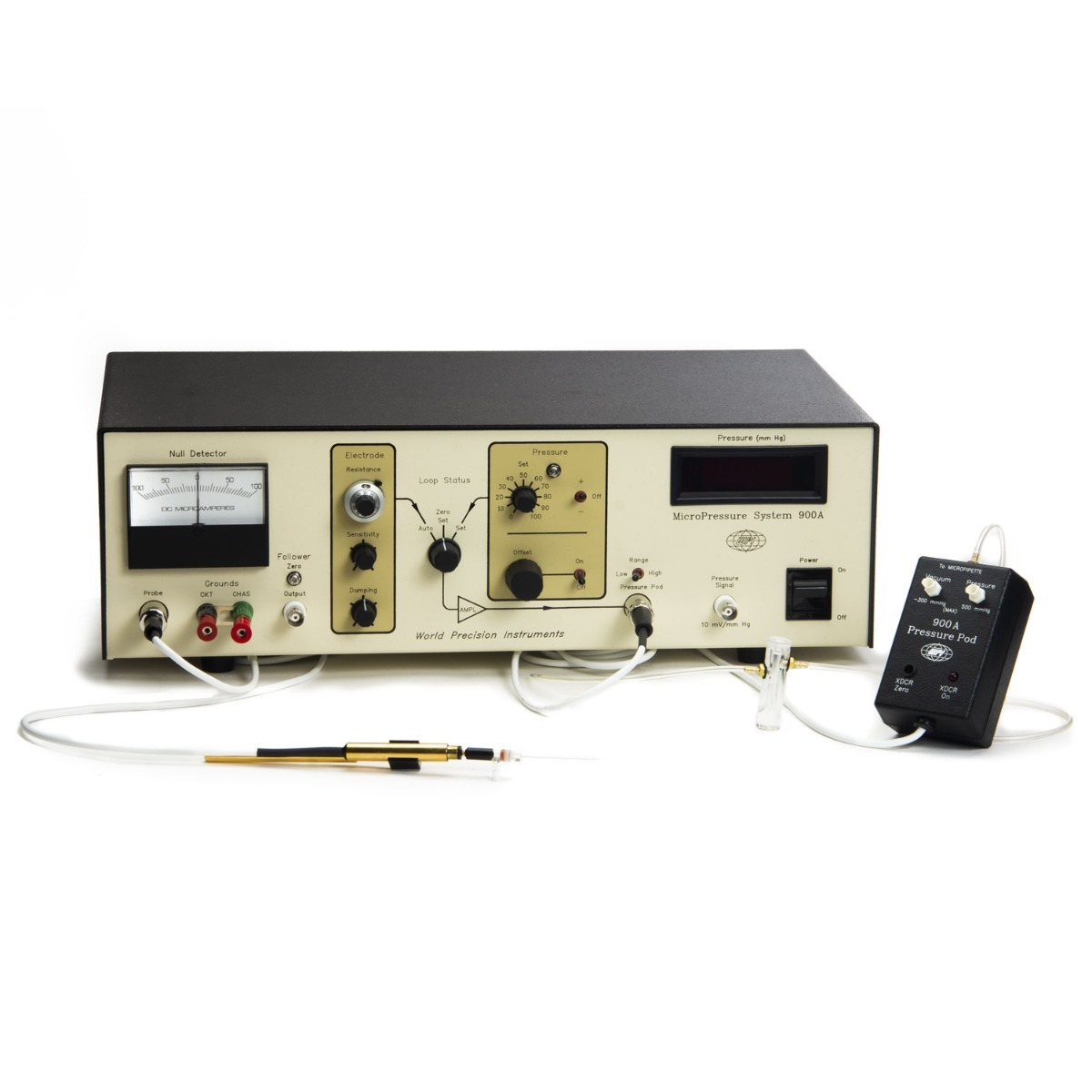 900A Micropressure System