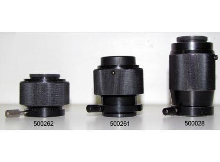 0.5x CCD Camera Coupler, C-Mount
