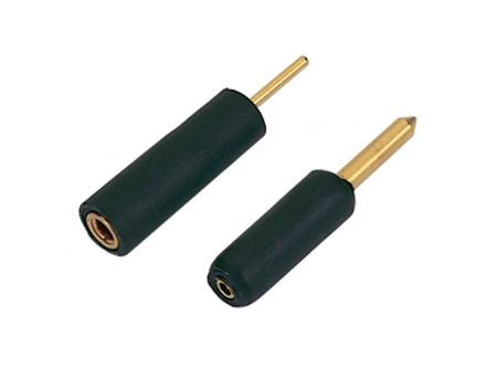 Adapter, Connector A: 1 mm socket