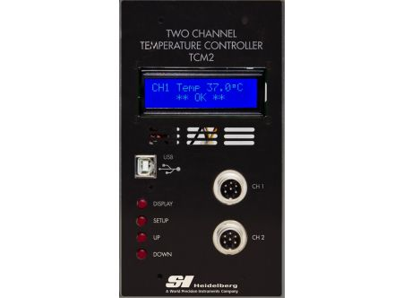 2 Channel Temperature Controller