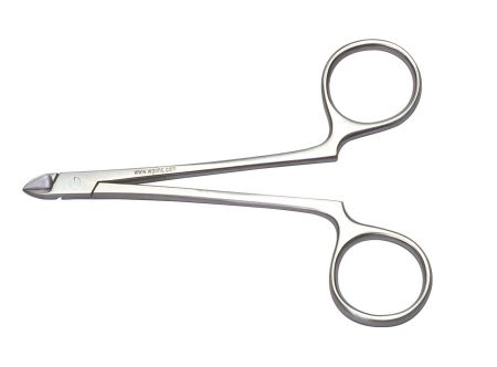 Bone Cutter (Malleous Nipper) 11cm, 1 Serrated Blade