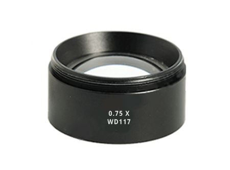 0.75x Long Working Distance Objective Lens