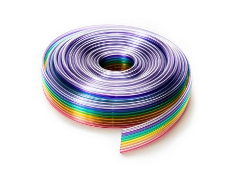 Color-coded Polyurethane Tubing for Multi-Channel Perfusion Syst