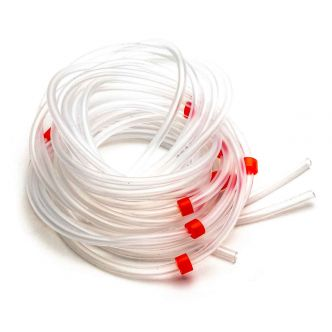Silicone Tubing w Stops