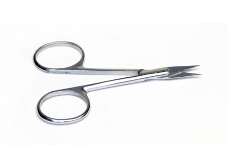 Mini Iris Scissors, 8cm, Sharp Tips