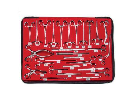 Vet Tech Surgical Instrument ID Kit
