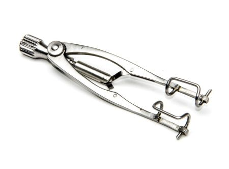 Self-Retaining Retractor, 7.5cm, Square Blade