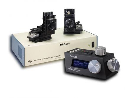 SU-MPC200 Motorized Micromanipulator Controllers