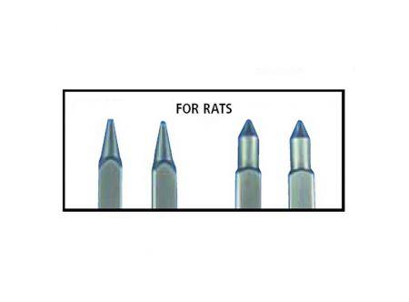 Rat Ear Bars