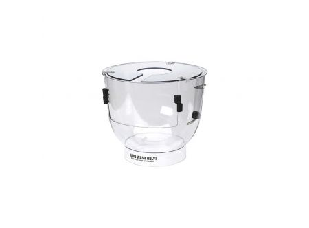 Round Bottom Bowl Cage with Access Panel