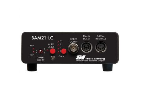 BAM21 Optical Force Transducer Amplifier multi-gain settings