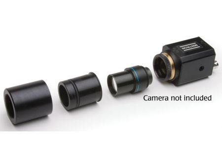 "C-Mount to Eyepiece Adapter Kit for 1/3"" & 1/2"" Video cameras"