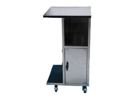 "Mobile Workstation, 22"" x 21"" top"