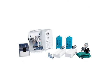 Fixed Flow Anesthesia System