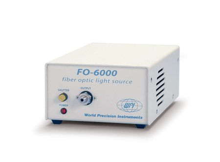 Tungsten Fiber Light Source