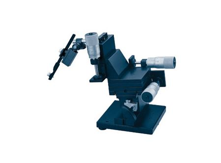 High Resolution Manual Micromanipulator, 5 micrometer resolution
