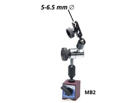 Magnetic Stand - Compact, 5 to 6.5 mm