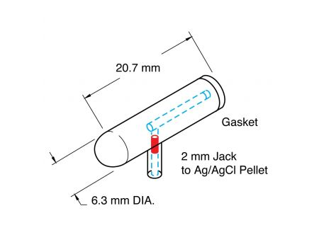 Microelectrode Holder (MEH1RF)