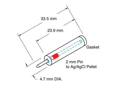 Microelectrode Holder (MEH1S)