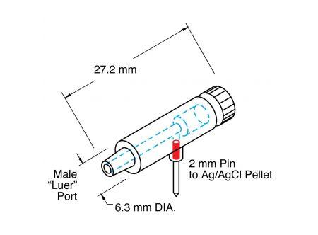 Microelectrode Holder (MEH2R)