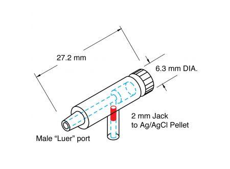 Microelectrode Holder (MEH2RF)