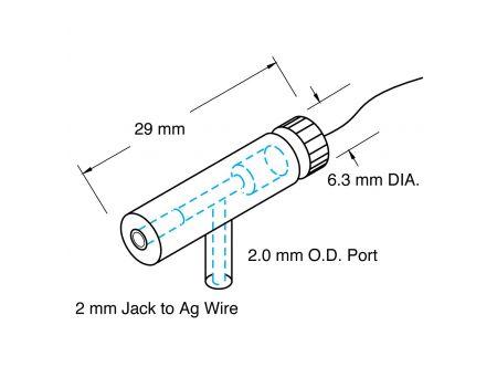 Microelectrode Holder (MEH6SFW)