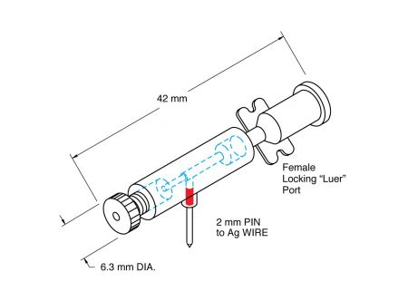 Microelectrode Holder (MPH6P)