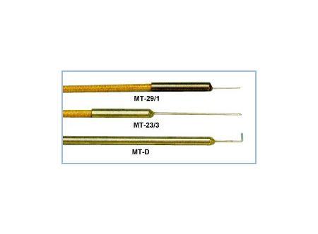 Needle Microprobe 29g, 1 cm long, 0.025 sec