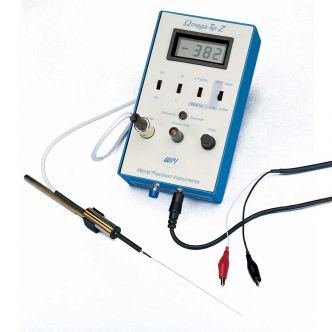 Battery Operated Impedance Measurement