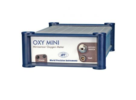 Fiber Optic Oxygen Meter for Minisensors
