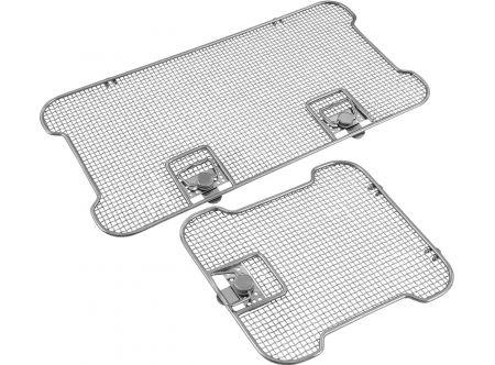 Lids for Perforated Sterilization Baskets, Detention Frame