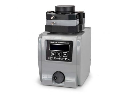 Affordable High Performance Peristaltic Pump