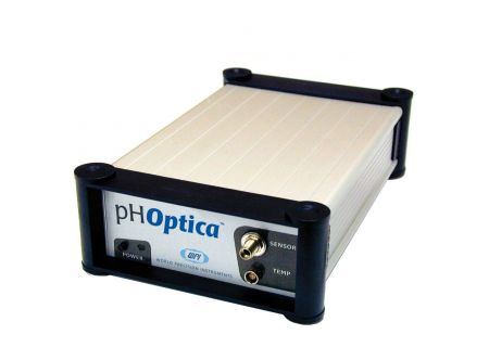 Fiber Optic pH Meter, Use with Minisensors