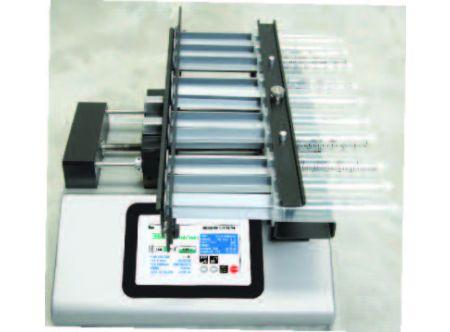 Large Syringe Multi Rack for SPLG pumps