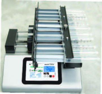 Syringe Multi Rack for SPLG pumps