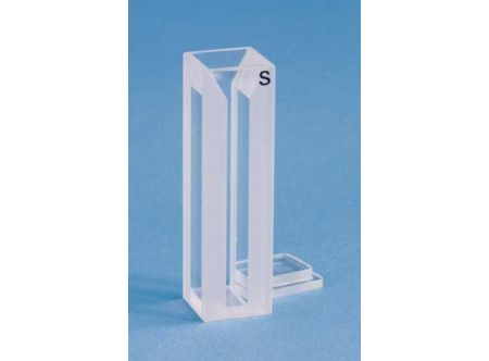 Standard Fluorometer Cell, 10mm, Style A, 1.4mL