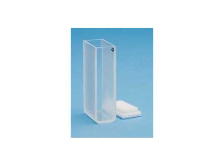 Standard Rectangular Quartz Cuvette, 20mm path, Style C