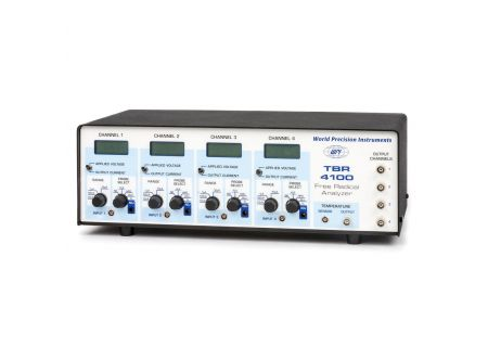 Four-Channel Free Radical Analyzer with Lab-Trax4/16