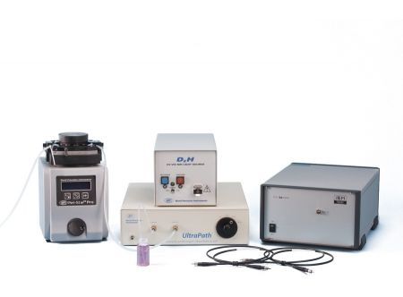 High Performance Spectrophotometer System for Ultraviolet and Visible Light