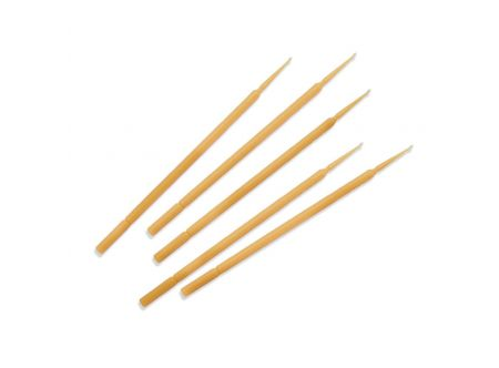 Micro Applicator Stick, 2.5mm Tip, Pack of 100