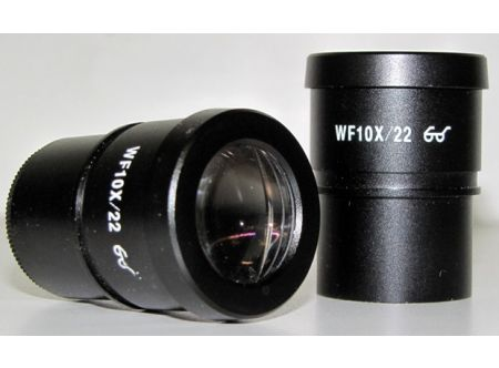 Wide Field 10x Eyepieces (pair)