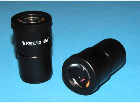 Wide Field 20x Eyepieces (pair)