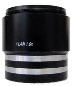 0.50x, Planachromatic Objective - 187 mm WD