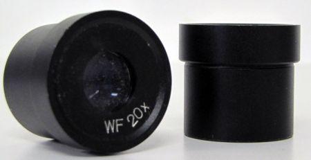 20X Wide Field Eyepiece for PZMIV (pair)