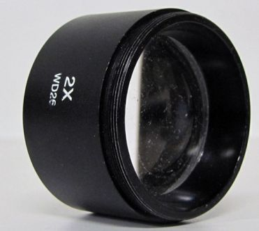 2.0x Long Working Distance Objective Lens