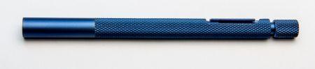 Titanium Handle for Sapphire Blades, 13cm, Angled