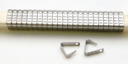 Ear Tags for use with 503292, Various Numbers