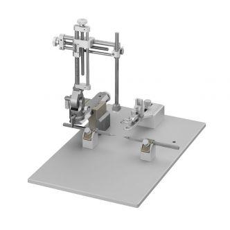 Stereotaxic Frame, Single Manipulator for Rat, Portable, 18 deg Ear Bars